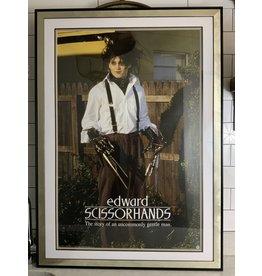 SPV Edward Scissorhands Framed