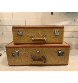 SPV 1950s Wheary Luggage set
