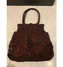 SPV 1960s Crocheted Purse