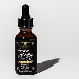 Dreem Dreem Terpene Advantage CBD Oil - 30mL - 8mg/250mg