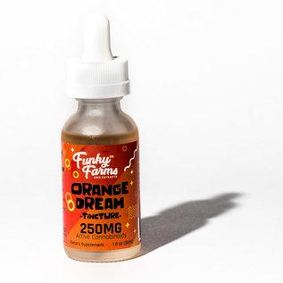 Funky Farms Funky Farms Full Spectrum CBD Oil - 30mL - 8mg/250mg - Orange Dream