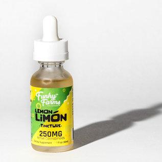 Funky Farms Lemon/Limon Full Spectrum CBD Oil - 30mL - 8mg/250mg
