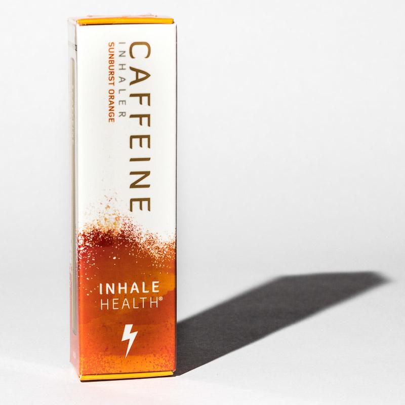 Inhale Health Disposable Caffeine Vape-Sunburst Orange ...