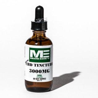 Medie Edie's Medie Edie's CBD Oil - 60mL/50mg/3000mg