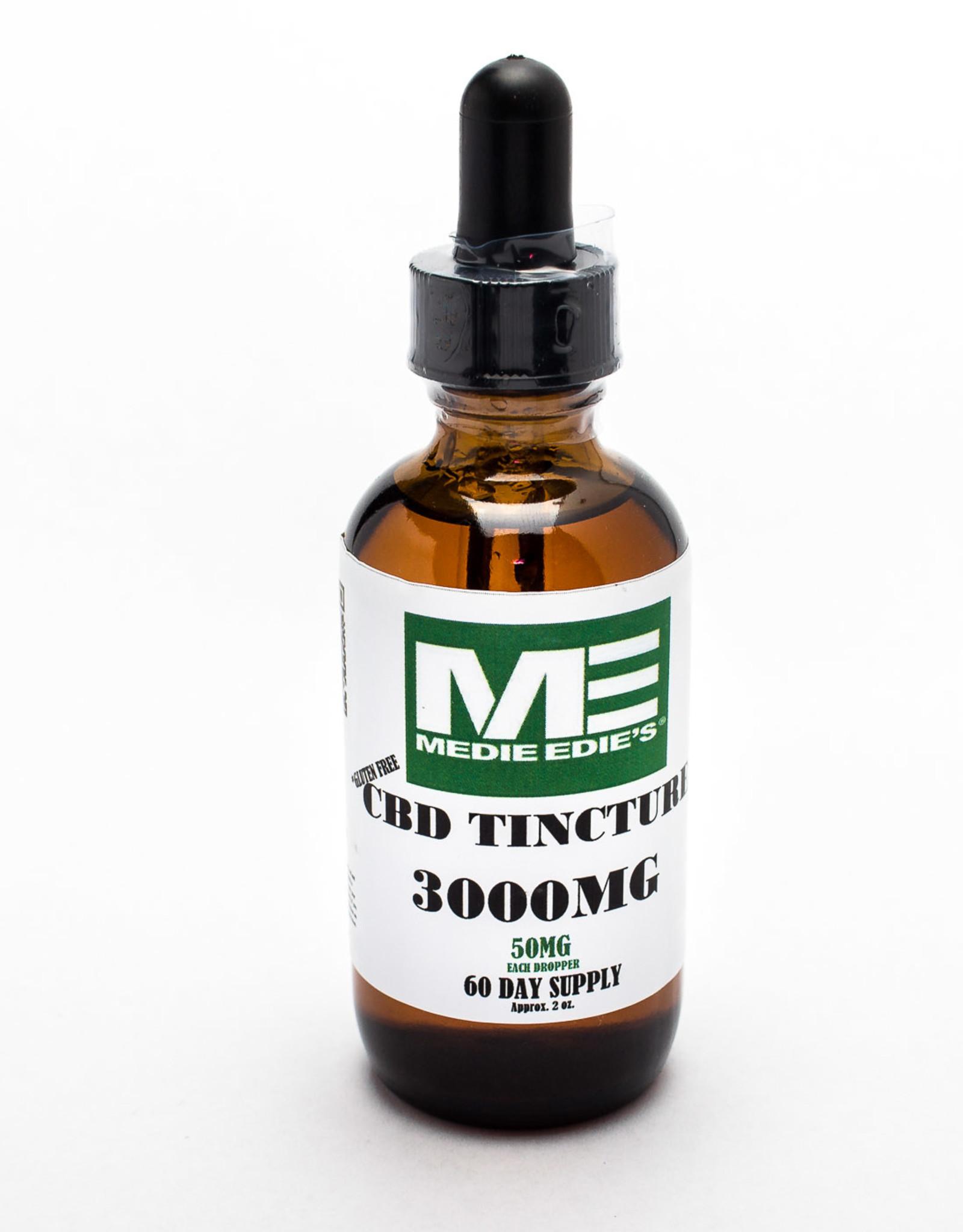 Medie Edie's CBD Oil - 60mL/50mg/3000mg