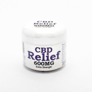 Medie Edie's CBD Relief - 2oz/600mg