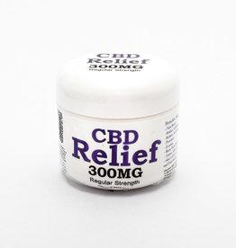 Medie Edie's Medie Edie's 2oz CBD Relief cream - 300mg