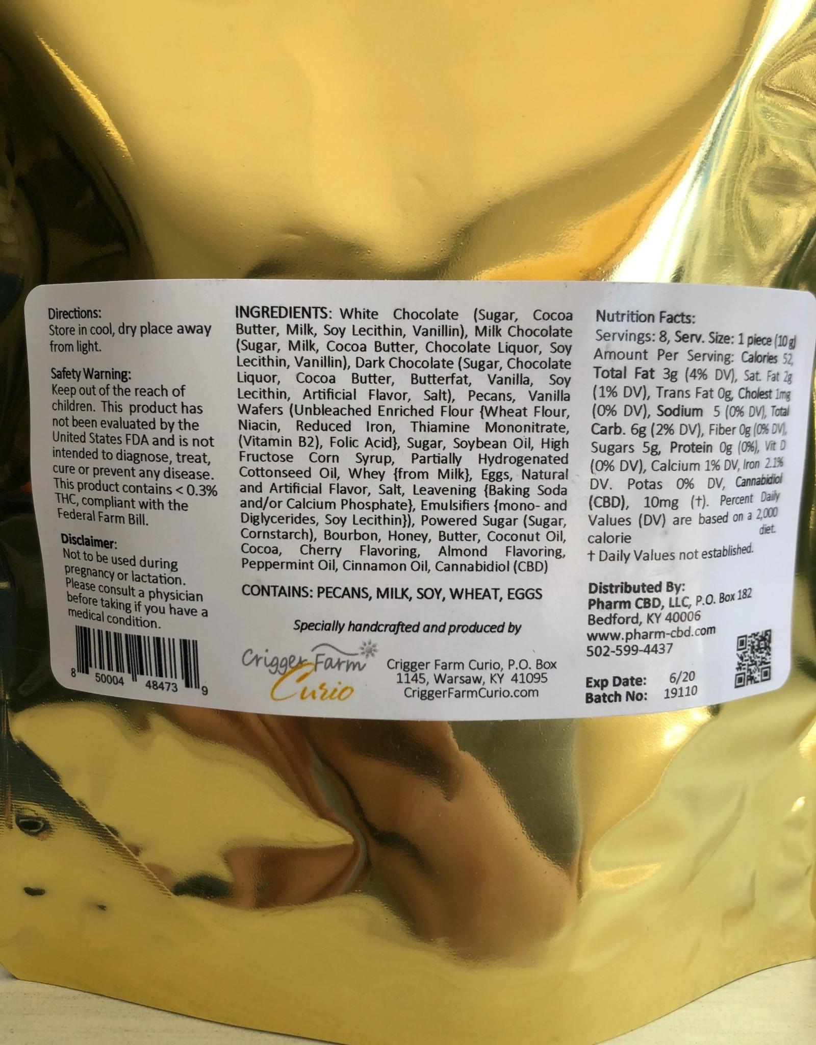Pharm CBD CBD Truffles – 8 Pack