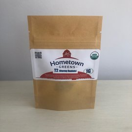 Hometown Greens Hometown Greens T2 (Stormy Daniels) Hemp Flower - 1g