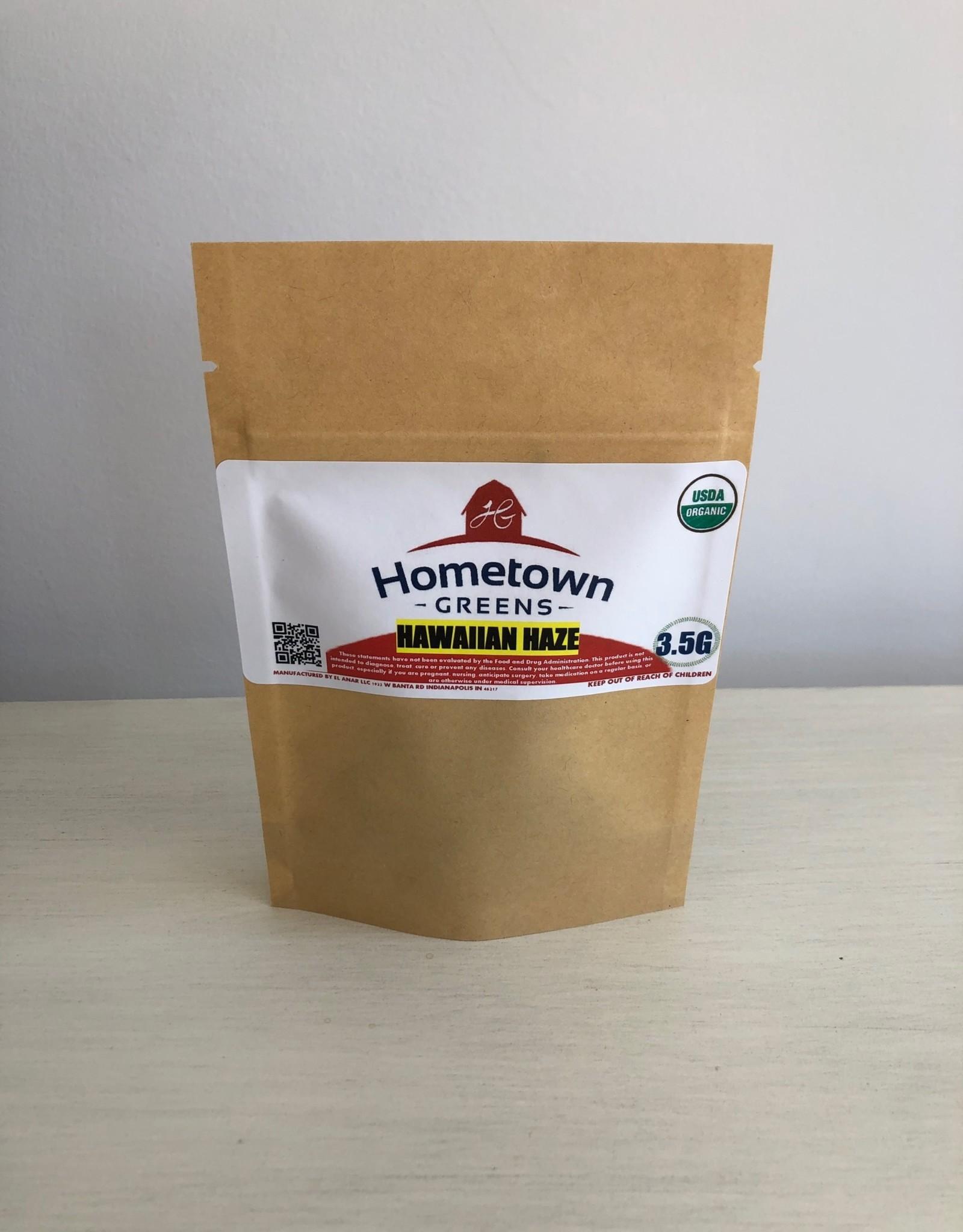 Hometown Greens Hawaiian Haze Flower - 3.5g
