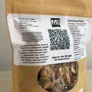 Medie Edie's Hearty CBD Granola Bites - 5pc/10mg/50mg