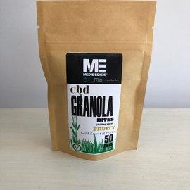 Medie Edie's Medie Edie's Fruity CBD Granola Bites - 5pc/10mg/50mg