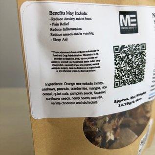 Medie Edie's Fruity CBD Granola Bites - 5pc/10mg/50mg