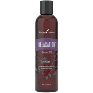 Young Living Relaxation Massage Oil