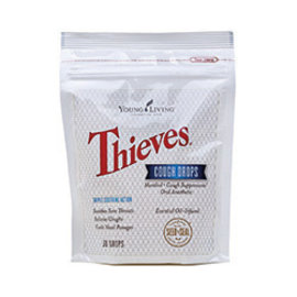Young Living Young Living Thieves Cough Drops- 30 drops - Menthol