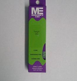 Medie Edie's Medie Edie's Tangie OG Disposable CBD Vape - 225mg - 0.5mL