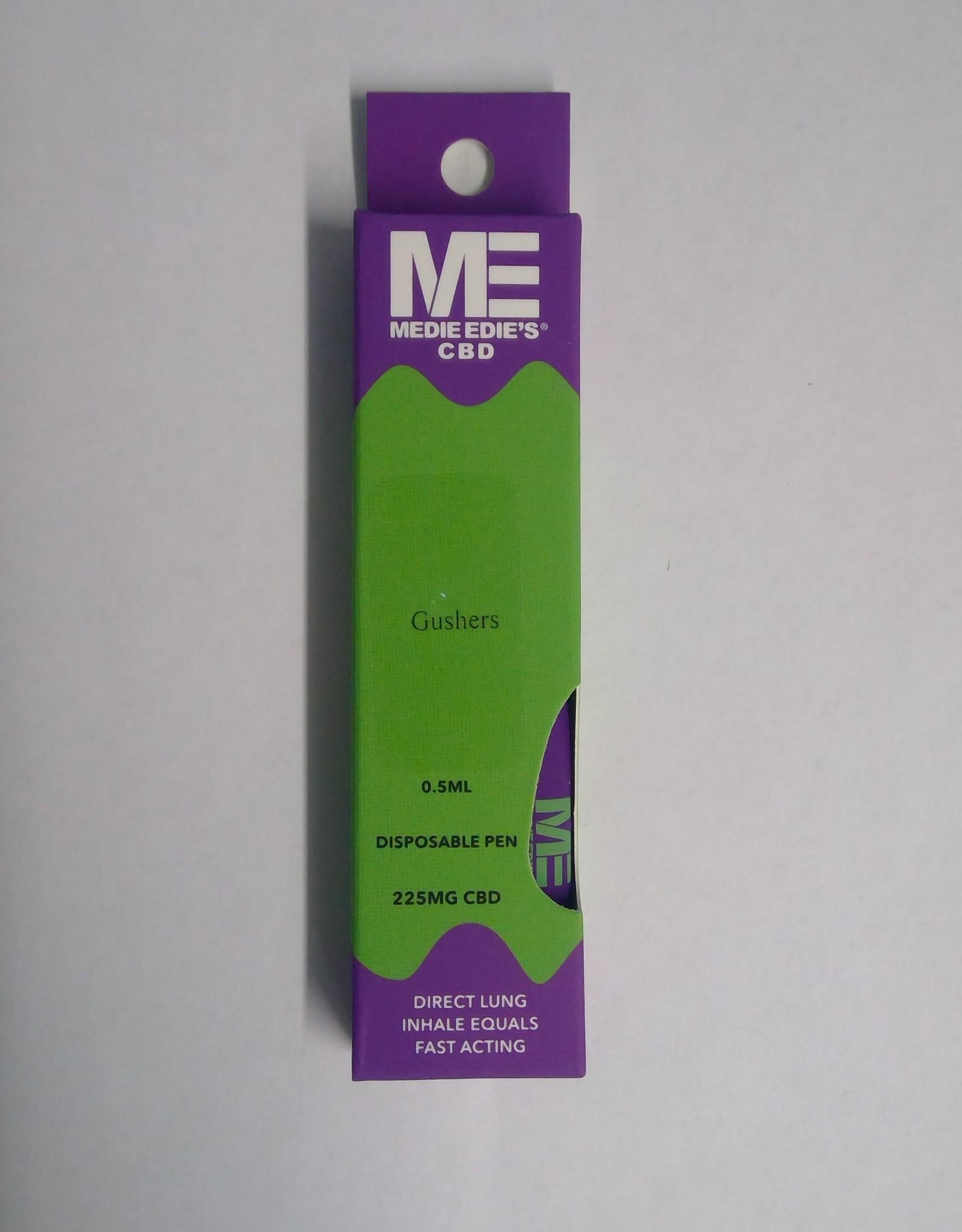 Medie Edie's Gushers Disposable CBD Vape - 225mg - 0.5mL