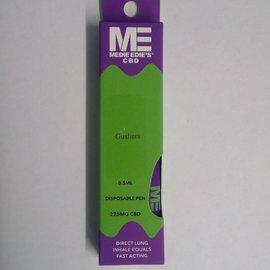 Medie Edie's Medie Edie's Gushers Disposable CBD Vape - 225mg - 0.5mL