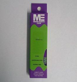 Medie Edie's Medie Edie's Mimosa Disposable CBD Vape - 225mg - 0.5mL