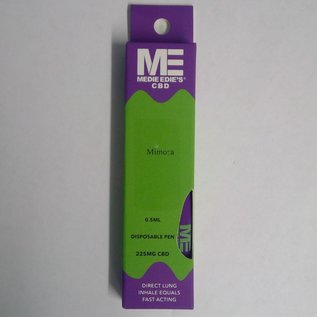 Medie Edie's Mimosa Disposable CBD Vape - 225mg - 0.5mL