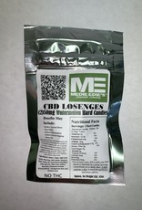 Medie Edie's Medie Edie's Watermelon CBD Hard Candies - 100mg/50mg