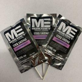 Medie Edie's Medie Edie's Strawberry Grape CBD Stick Lozenge - 25mg