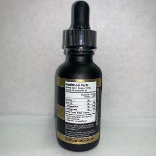 Indy Hemp Company Lemon Full Spectrum Tincture - 30mL - 8mg/250mg