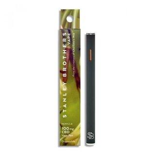 Stanley Brothers Vanilla Disposable CBD Vape - 100mg