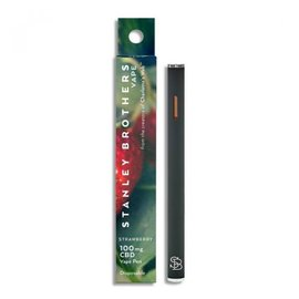 Stanley Brothers SB Strawberry Disposable CBD Vape - 100mg
