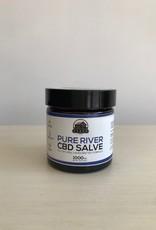 Pharm CBD Pure River CBD Salve - 2oz/1000mg