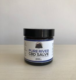 Pharm CBD Pharm CBD Pure River CBD Salve - 2oz/1000mg