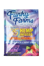 Funky Farms Berry Blend Hemp Infused Drink Mix - 25mg