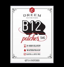 Dreem Dreem B12 Patches - 6ct/30mg