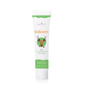 Young Living Kidscents Citrus Toothpaste - 4oz