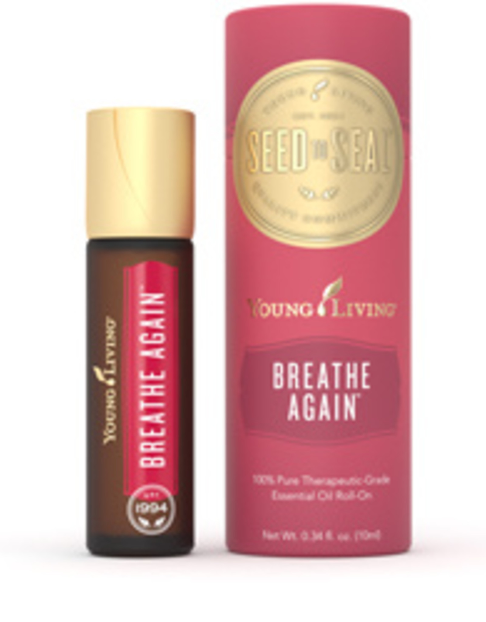 Young Living Breathe Again Roll On - 10mL