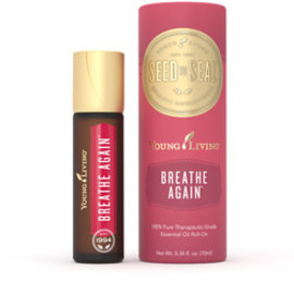 Young Living Young Living Breathe Again Roll On - 10mL