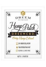 Dreem Hemp CBD Patch - 1ct/15mg