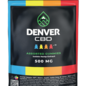 Denver CBD 50 mg Zero THC Isolate Gummy (10ct - 500mg total)