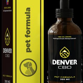 Denver CBD Small Breed Pet Formula - 300 MG (120mL)