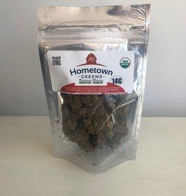 Hometown Greens Hometown Greens Suver Haze Hemp Flower - 28g