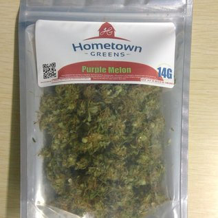 Hometown Greens Purple Melon Hemp Flower - 28g