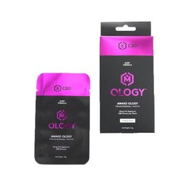 [M]ology [M]OLOGY AWAKE-OLOGY Transdermal Patch (5-Pack)