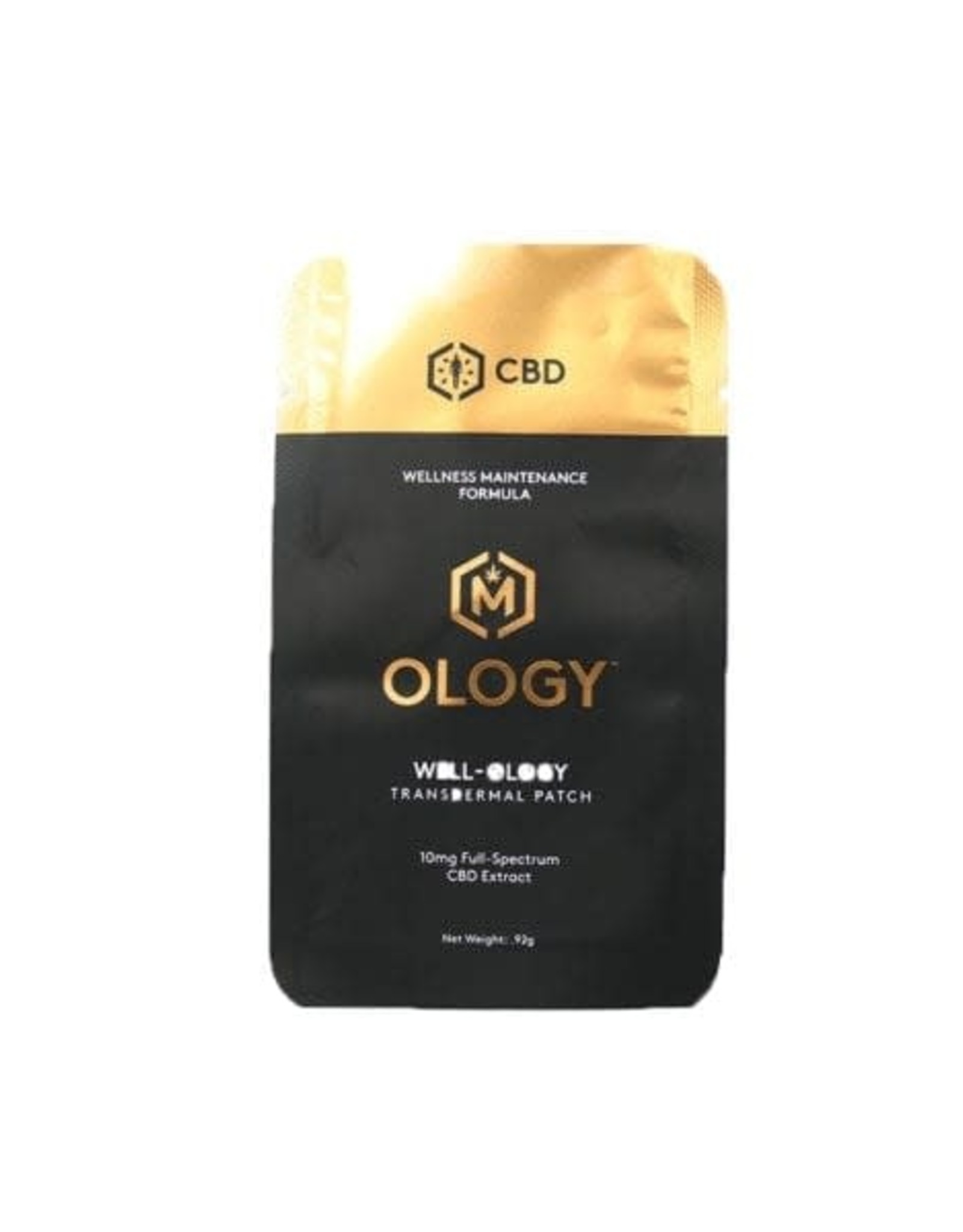 [M]ology WELL-OLOGY Transdermal Patch (5-Pack)