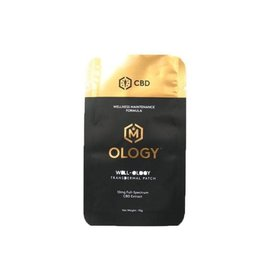 [M]ology [M]OLOGY WELL-OLOGY Transdermal Patch (5-Pack)