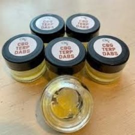 CBrx CBRx - CBG Dabs (Terp Sauce) - 1g container