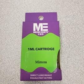 Medie Edie's Medie Edie's CBD Vape Cartridge - 225mg - 1ml - Mimosa