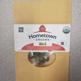 Hometown Greens Hometown Greens Wu 5 Hemp Flower - 1g