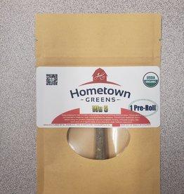 Hometown Greens Hometown Greens Wu 5 Hemp Flower - Pack of 3 Pre-Rolls (2.4g)