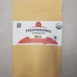 Hometown Greens Hometown Greens Wu 5 Hemp Flower - 7g