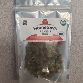 Hometown Greens Hometown Greens Wu 5 Hemp Flower - 14g